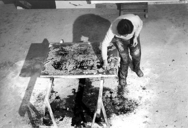 , 'Tàpies - Atelier de Barcelone I,' 1969, Jules Maeght Gallery
