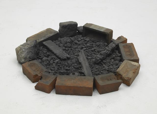 , 'Burnt Out,' 2008, Mimmo Scognamiglio / Placido