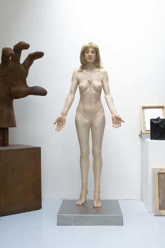 Mauro Corda, 'Androgyne', 2003, Mark Hachem Gallery