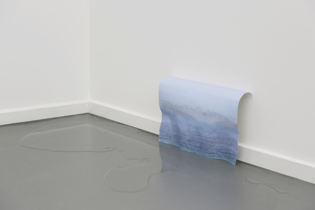 , 'Reverse Sea ,' 2014, Grey Noise