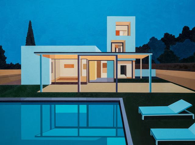 , 'Tower House,' 2018, Cynthia Corbett Gallery
