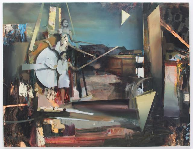, 'Clock,' 2013, Charim Galerie