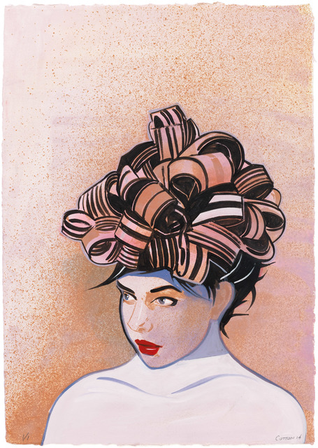 , 'Ribbon Candy Hannah (Var. 21),' 2014, Pace Prints