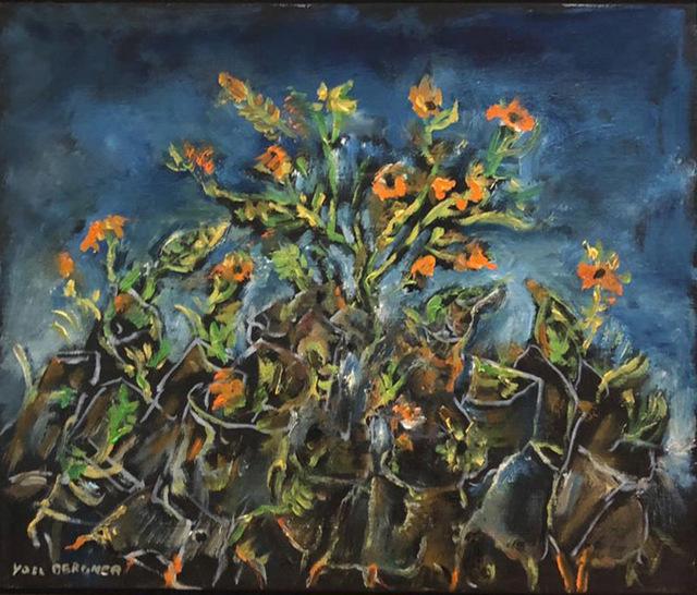 , 'Wildflowers,' 2016, Dan Gallery