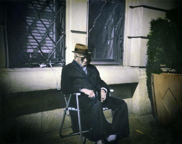 , 'Resting on Riverside,' , Soho Photo Gallery