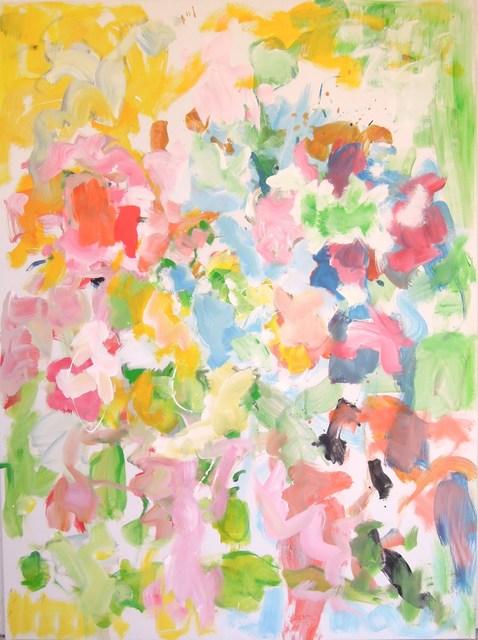 , 'Echappées 7391,' 2018, Galerie Marie-Robin