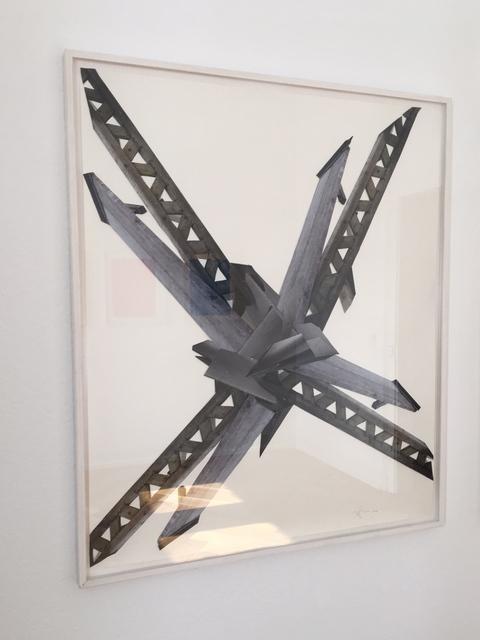 , 'Collage,' 2013, Sebastian Fath Contemporary