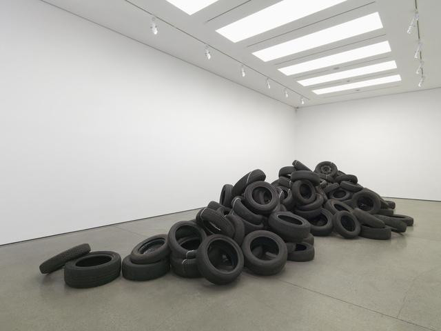 , 'Congo River,' 2012, White Cube
