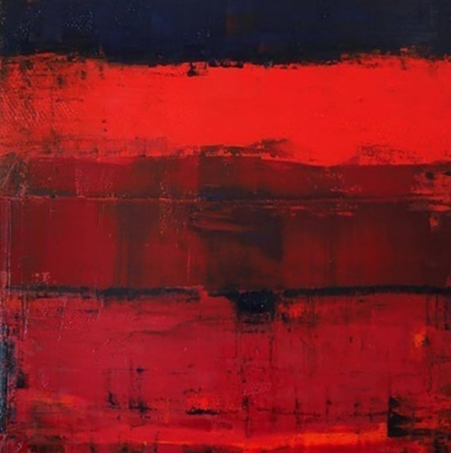 Catherine Timotei, 'Fast co- exist Reflection on red', 2015, Leonardo Da Vinci Contemporary Gallery