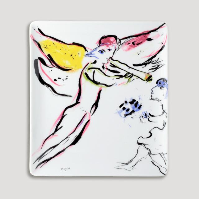 , 'COLLECTION MARC CHAGALL,' 2010, Bernardaud