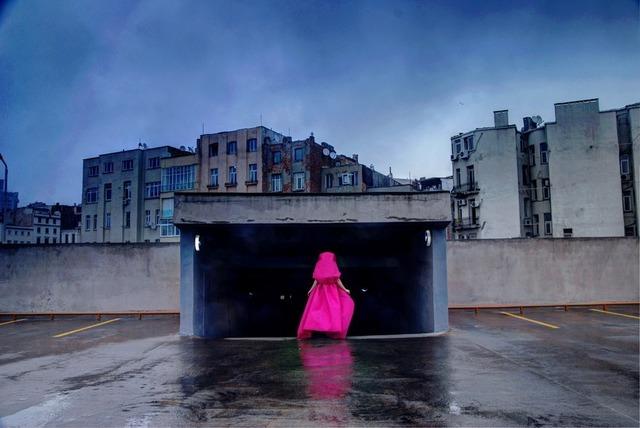 , 'Pink Bird,' 2014, Mixer