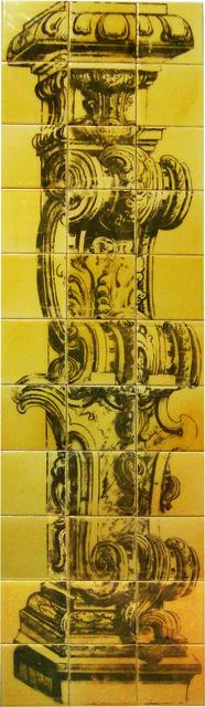 , 'Column (serie Arquivo Carpe Diem),' 2011, Dacil