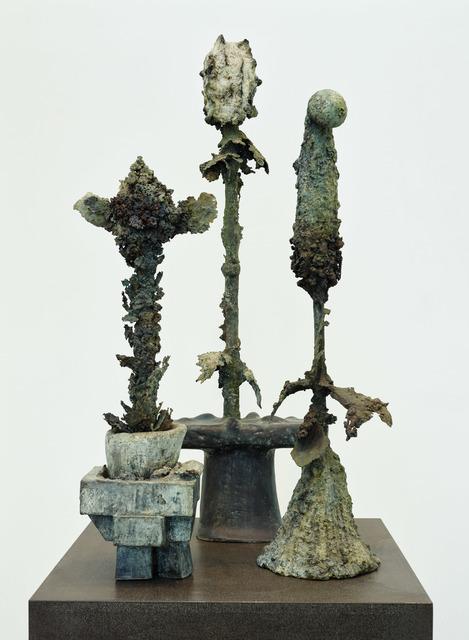 , 'The Furnace Flowers,' 2010, Diane Rosenstein