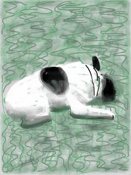 , 'Moujik,' 2010, Annely Juda Fine Art