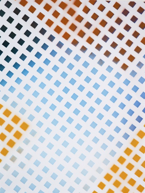Sam Falls, 'Untitled (Painted Photograms, Lattice 56)', 2013, TWO x TWO