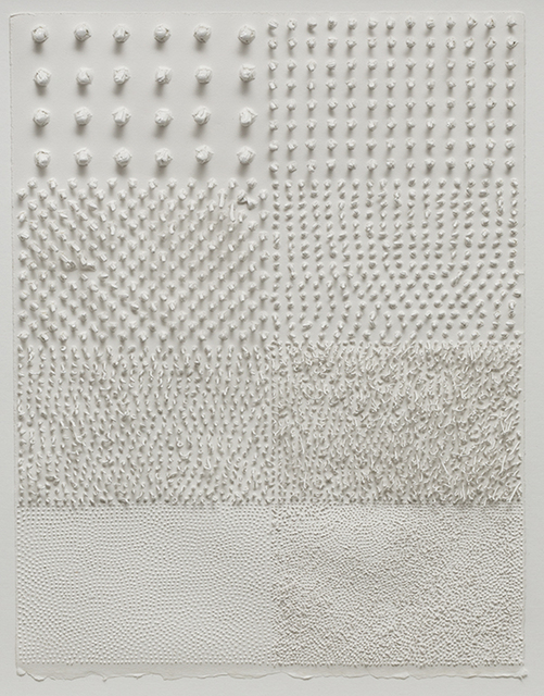 Lars Christensen, 'White Structure / Manual #2', 2014, Anne Mosseri-Marlio Galerie