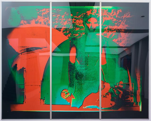 , 'Norad I, XVIII/80,' , Galerie Hans Mayer
