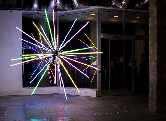 , 'Starburst,' 2010, House of the Nobleman