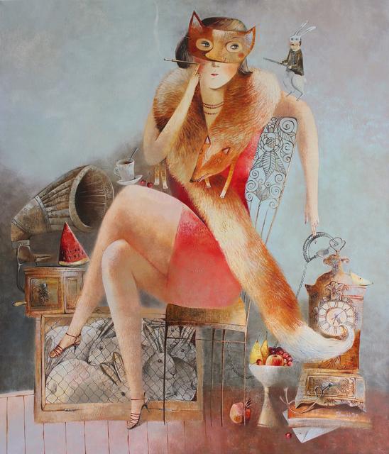 Anna Silivonchik, 'Fox Hunt', 2015, Think + Feel Contemporary