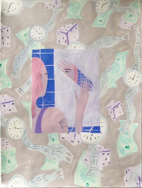 , 'Bathroom fog,' 2017, Rod Bianco Gallery