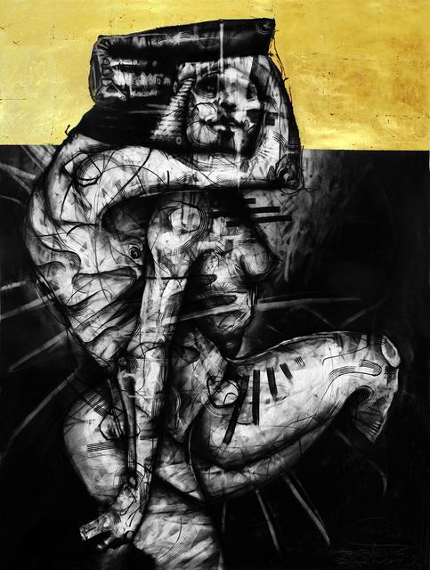 , 'Centaur ,' 2013-2014, ANNO DOMINI