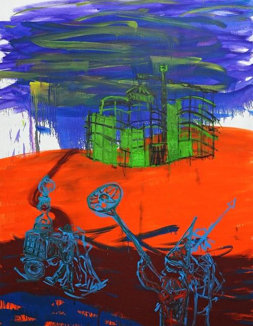 Gilles Rotzetter, 'Evening Empire 1/2', 2015, Laurent Marthaler Contemporary