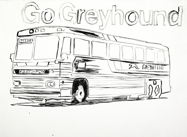 Andy Warhol, 'Go Greyhound', 1985, Chase Contemporary