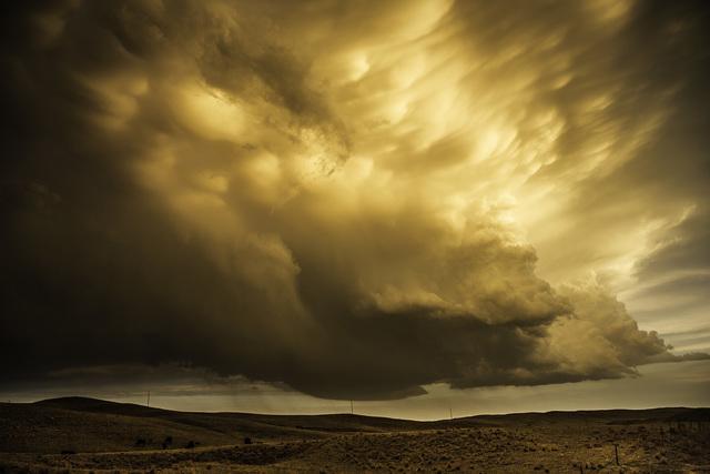 , 'Mammatus Clouds. Sand Hills, Nebraska,' 2013, Bernarducci Meisel Gallery
