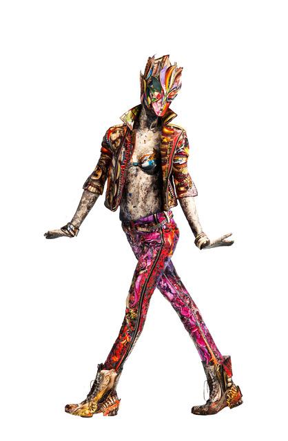 , 'Uptown Girl,' 2010, Space BM