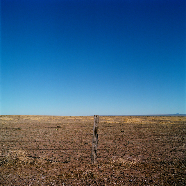 , 'Texas Time. Valentine, Texas,' 2014, Barry Whistler Gallery