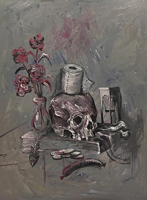 , 'Detritus Ibérico (with Irene Iré),' 2018, Juan Silió