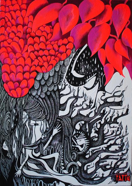 , 'In my tree,' 2018, Galerie Artefact