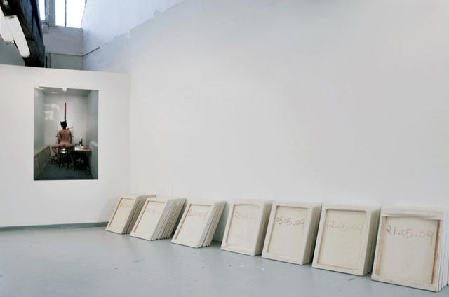 , 'Je me mire,' 2009, Galerie Liusa Wang