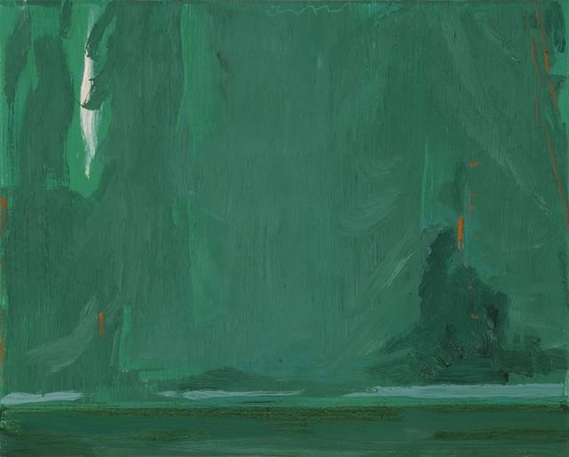 , 'Emerald River,' 2019, Tayloe Piggott Gallery