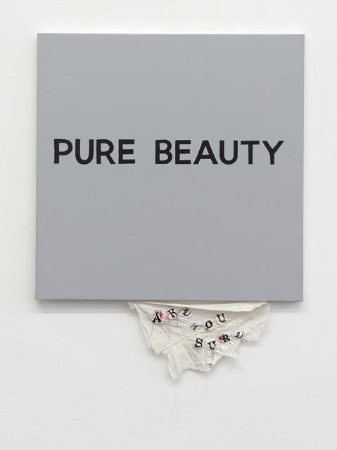 , 'Episteme Sabotage – Are You Sure,' 2014, Philipp von Rosen Galerie