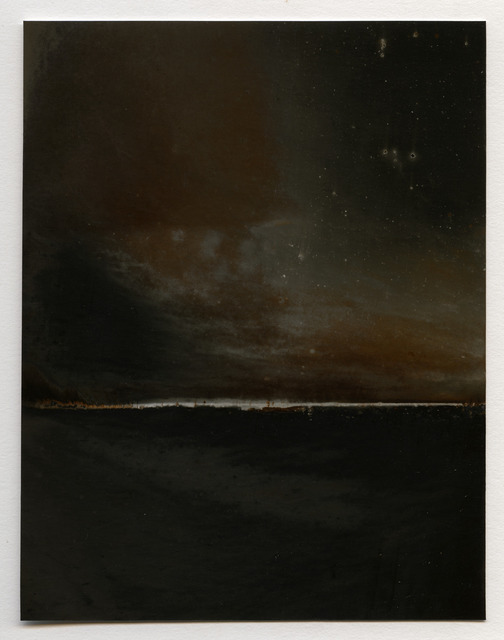 Christopher Colville, 'Dark Hours Horizon 73', 2016, Etherton Gallery