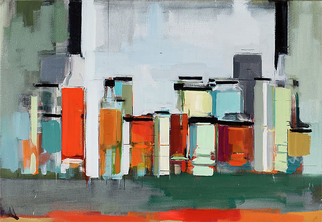 , 'Bottles & Jars XXXII,' 2013, Gallery NAGA