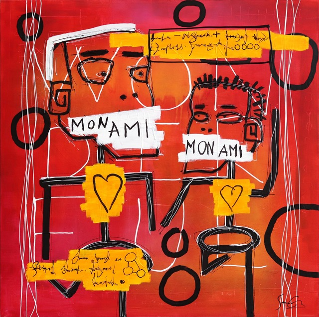 Soren Grau, 'Father and Son', 2018, Artspace Warehouse