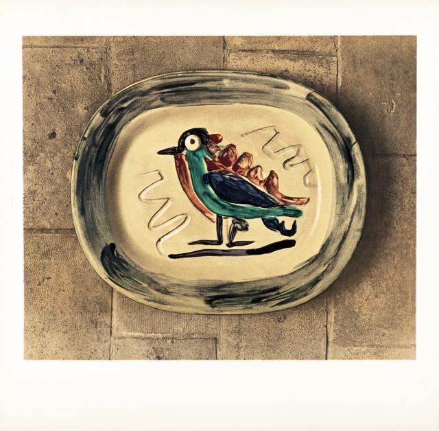 Pablo Picasso, 'Ceramiques editions Madoura', 1967, Zuleika Gallery
