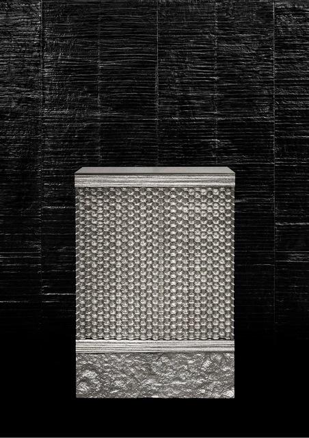 , 'Tall Dragon Scale Box,' 2017, Gagosian
