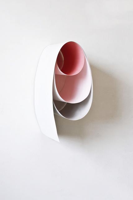 , 'Roll paper,' 2015, Nora Fisch