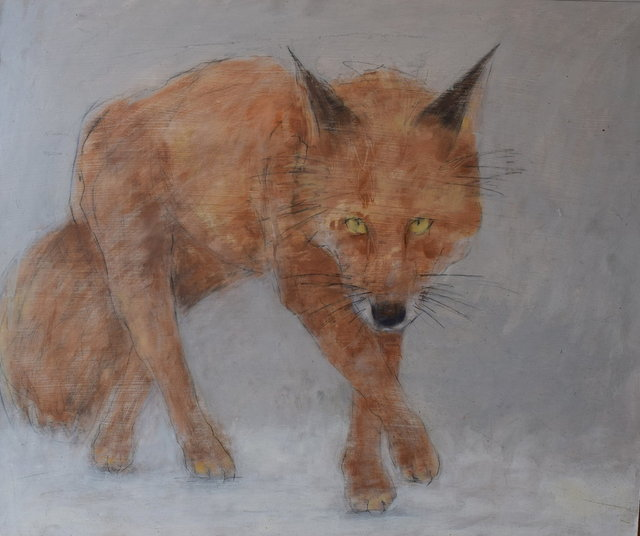 , 'The Red Fox,' , Gateway Gallery