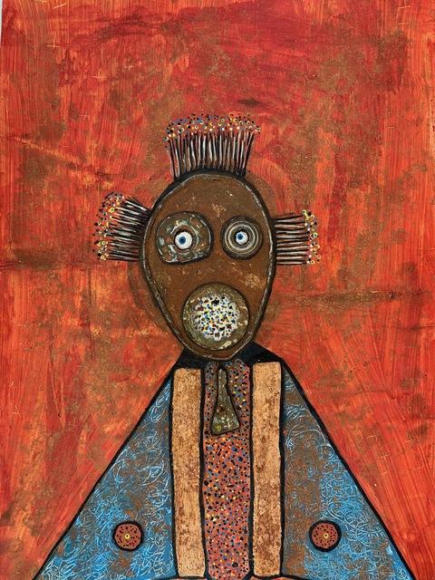 Mamoudou BOLLY, 'Untitled 4', 2018, Galerie Galea