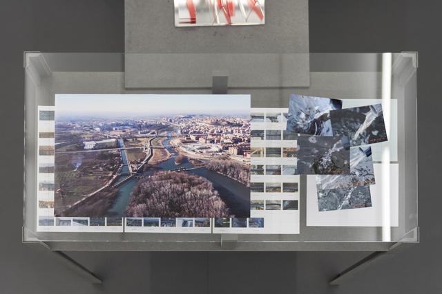 , 'Aumentar el caudal de un rio,' 2014, García Galeria