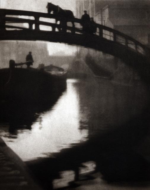 Alvin Langdon Coburn, 'Regents Canal, London', 1904, °CLAIR Galerie