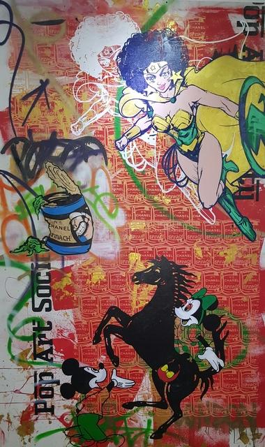 , 'Chanel's Dream,' 2016, Avant Gallery