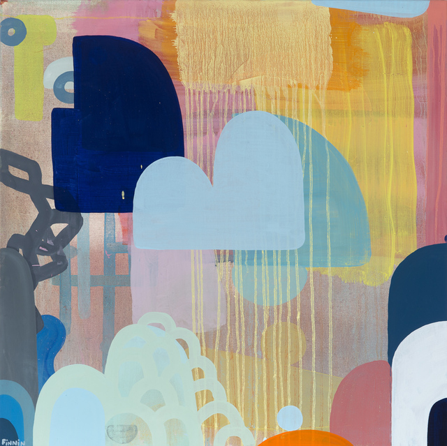 , 'Untitled but Unique,' 2015, John Martin Gallery