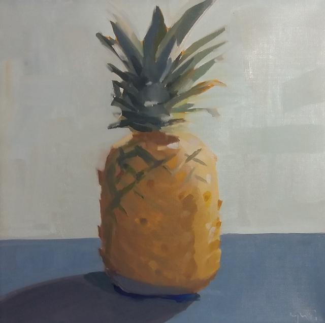 Yuri Tayshete, 'A Pineapple', 2019, 440 Gallery