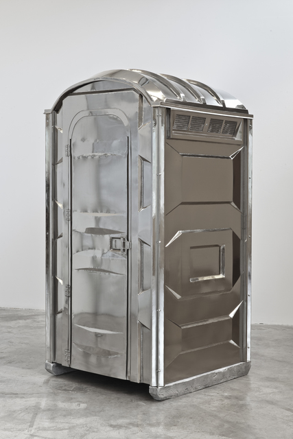 , 'Port-o-Potty,' 2011, Art Mûr