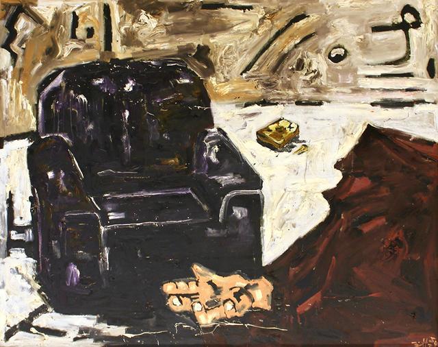 , 'Shehu's Death,' 1984, Marlborough London